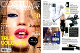 Costume Beauty, March 2011
